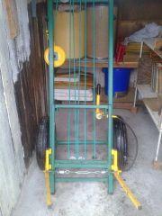 wózek załadowczy